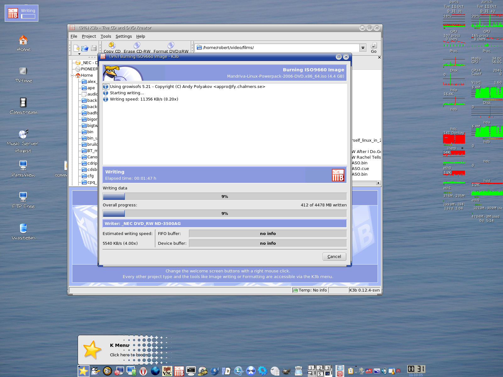 mandrake linux gratuit