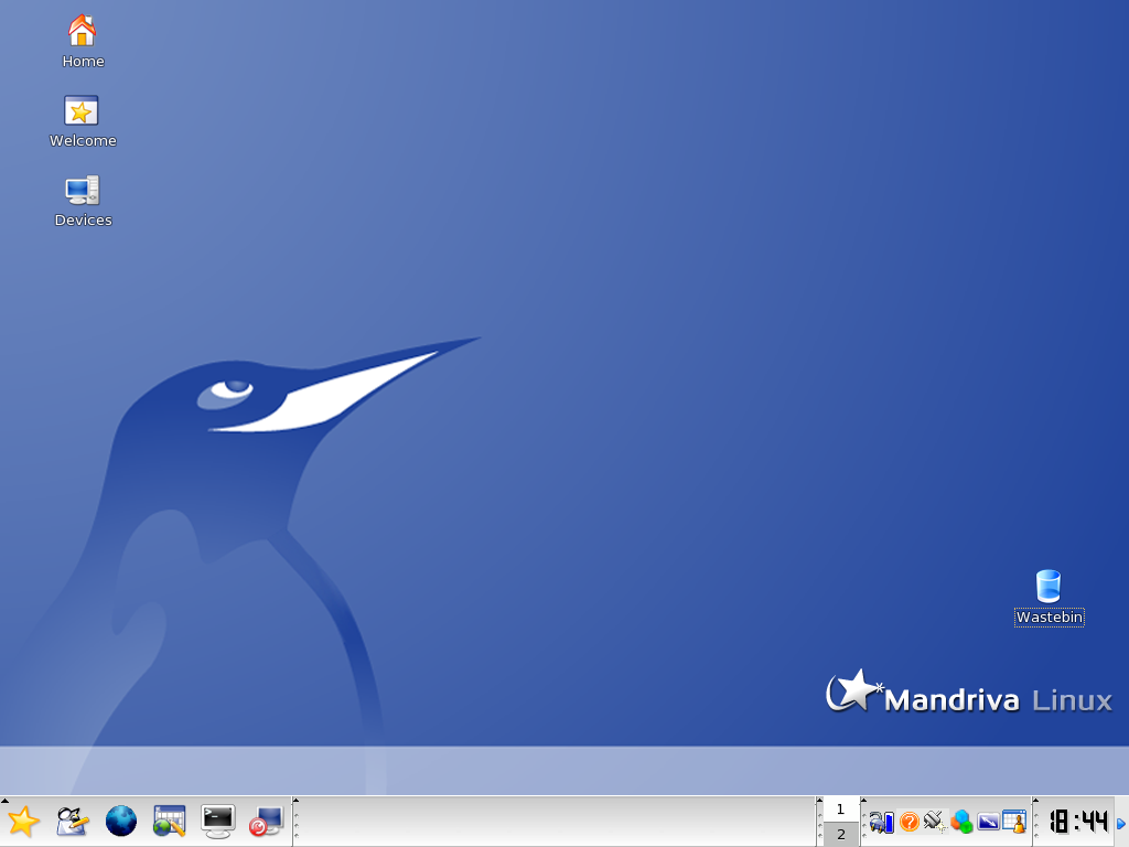 mandriva linux discovery 2007