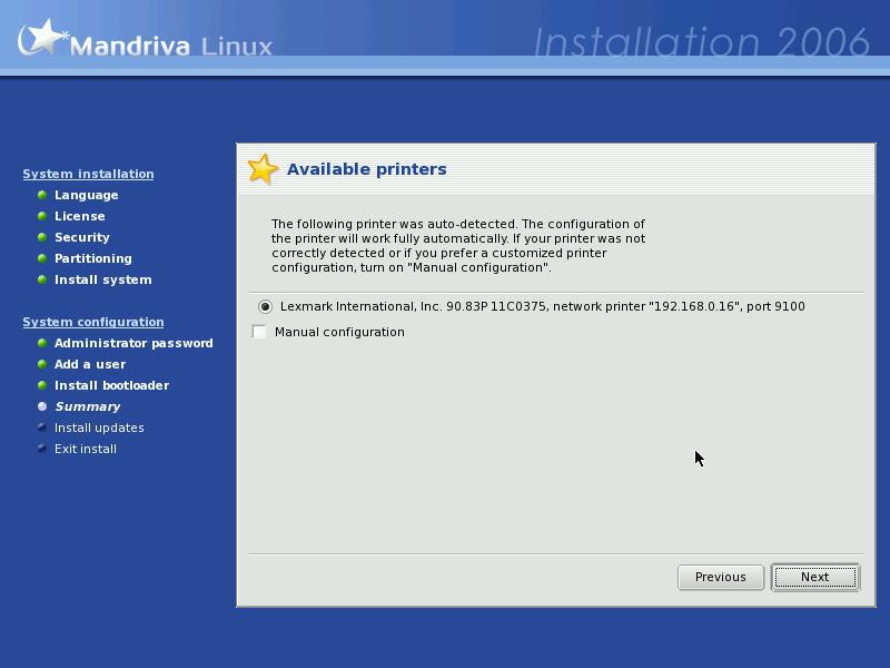 Инструкция mandriva linux